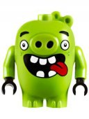 Lego Figur Angry Birds Figs - Pig Green Piggy 1