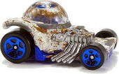 Hot Wheels Cars Bilar Disney Star Wars R2-D2 R2D2 Dirt