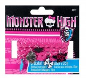 Monster High Smycke Armband 70cm - Rosa