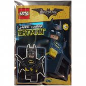 LEGO Batman Figur Batman Svart Limited Edition 211701 FP