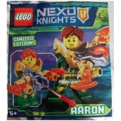 LEGO Nexo Knights AARON 271825 Limited Edition FP