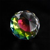 Leksaker Robetoy 50916 Prisma Ball Glasboll Glas Rainbow Color 5cm