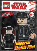 LEGO Disney Star Wars 911832 Imperial Shuttle Pilot Limited Edition FP