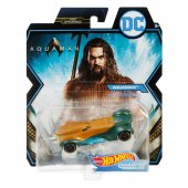 Dinotoys Hot Wheels Batman Cars Bilar metall AQUAMAN FP