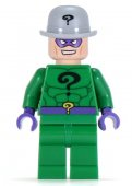 Lego Figurer Batman The Riddler Gåtan 2012