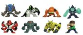 Ben 10 Alien Force Set med 8-Pack Figurer