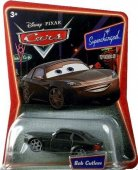 Disney Cars Bilar Supercharged Mattel Bob Cutless