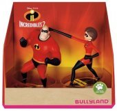 Dinotoys Figurer BULLYLAND INCREDIBLES Superhjältarna 2-PACK