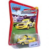 Disney Cars Bilar Race O Rama Mattel Chief RMP 64 FP