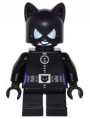 Lego Figur Superheros Batman -Mighty Micros Catwomen BAT 18