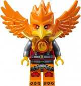 Lego Chima Figur - Frax Orange