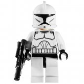 Lego Figurer Star Wars Clone Trooper 8014 LF50-90