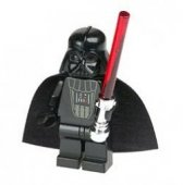 Lego Figurer Star Wars Darth Vader  Klassisk