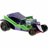 Hot Wheels Batman DC Cars Bilar metall The Joker Hot Rod FP