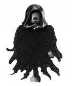 Lego Figurer Harry Potter Dementor Svart