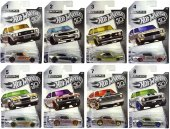 Hot Wheels Mattel Cars Bilar metall 50Th ANNIVERSARY 7cm