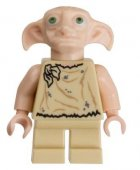 Lego Figurer Harry Potter Dobby 2012 BL2