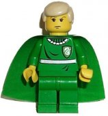 Lego Figurer Harry Potter Draco Malfoy Grön klassisk