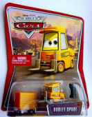 Disney World Of Cars Bilar Mattel Dudley Spare Truck Gain