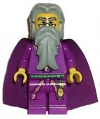 Lego Figurer Harry Potter Dumbledore Lila