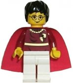 Lego Figurer Harry Potter Quidditch vinröd klassisk