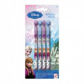 Pyssel Pennor Disney Frost Frozen Pop-Up pennor Blyerts 4-Pack