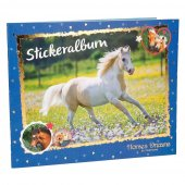 Horses Dream pyssel Häst Stickers - Sticker Album Pocket