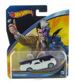 Hot Wheels Batman Cars Bilar metall - Two Face FP