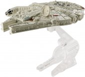 Hot Wheels Starship Disney Mattel Star Wars Millennium Falcon FP