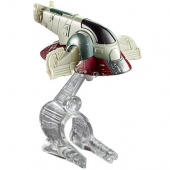 Hot Wheels Starship Disney Mattel Star Wars Boba Fett Slave 1 FP