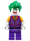 Lego Figurer Batman The Joker Jokern Smile with Fang Bat 4