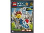 Lego Figur Nexo Knights Limited Edition KID CLAY FP