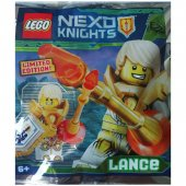 Lego Figur Nexo Knights Limited Edition Lance 271828 FP