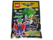 LEGO Batman Figur The JOKER JOkern Limited Edition 211702 FP