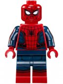 Lego Figurer Marvel Superheroes Spiderman Mörkblå 2017 SHE 12