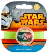 Dinotoys Disney Star Wars Light Up Charms Band Yoda