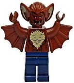 Lego Superheros Batman - Man-Bat Manbat  2014 Bat 5