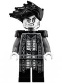 Lego Figur Pirates Of The Caribbean Captain Salazar LF20-3A
