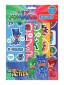 PJ Masks Pyssel Stickers Fun Stickers med album