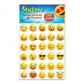 PK Pyssel Stickers Emoji Smileys 288st Stickers