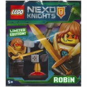 LEGO Nexo Knights Robin 271824 Limited Edition FP