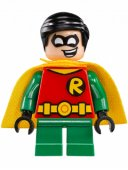 Lego Figur Superheros Batman - Mighty Micros Robin Small LF1P