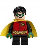 LEGO Superheros Batman - Robin Small  2014