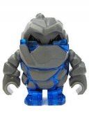 Lego Figur - Rock Monster - Rock Monster Glaciator blå LF20-7