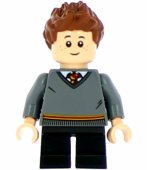 Lego Figurer Harry Potter 2018 Seamus Finnigan Gryffindor Sweater