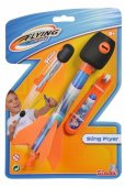 Simba Leksaker space rocket whistle sound sling Flyer 22cm