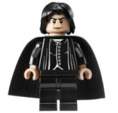 Lego Figurer Harry Potter Snape 2010
