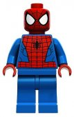 Lego Figurer Marvel Superheroes Spiderman Ljusblå