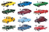 VN Bilar Cars metall USA 1:24 Old Timers 20cm