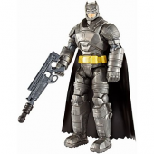 Batman Vs Superman Figur 16cm - Batman Armor Grey FP